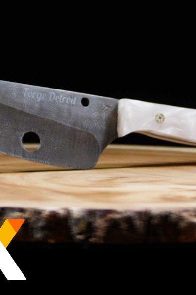 Forge Detroit Knife