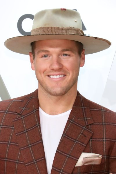 Colton Underwood attends the 53nd annual CMA Awards at Bridgestone Arena on Nov. 13, 2019, in Nashville, Tennessee.