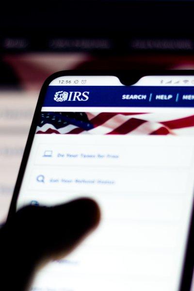 Internal Revenue Service website
