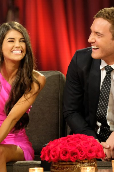 """""""The Bachelor: Season Finale Part 2"""" - Peter and Madison discuss where they left off in the hot seat during the second night of the live special, season finale event of """"The Bachelor."""""""