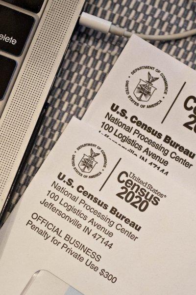 U.S. Census Forms