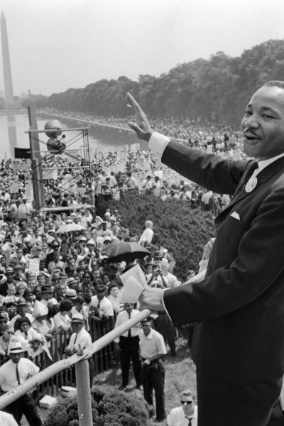 Martin Luther King Jr.'s March on Washington