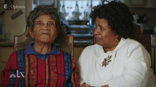 Dorothy Taylor Dorsey and Jean Dorsey, Descendants of the Georgetown University 272