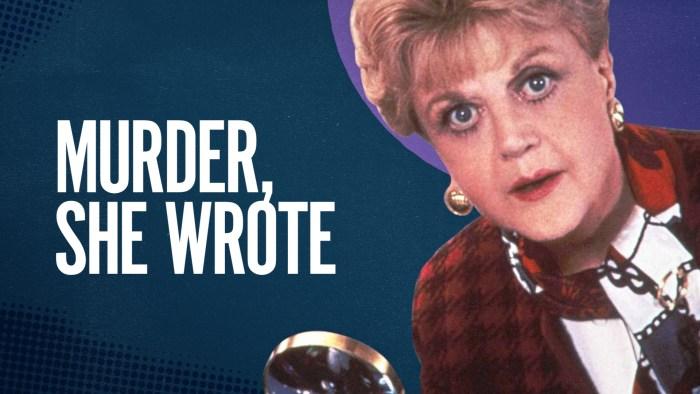 Murder She Wrote Cozi Tv