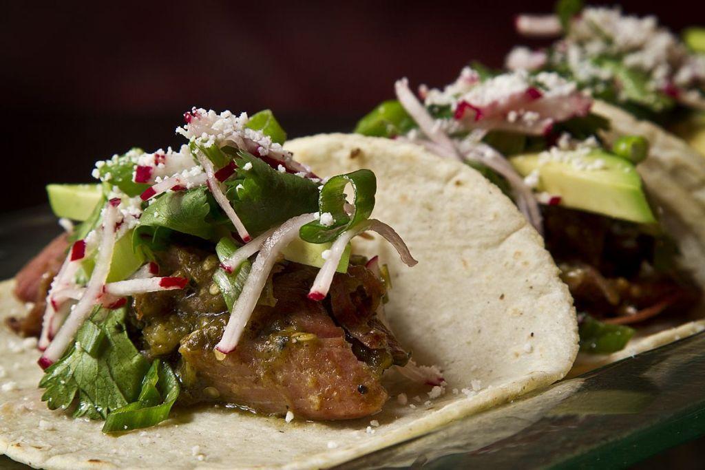 Mercadito Turkey Taco for Strength