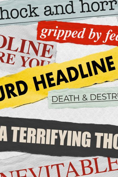 A collection of headlines