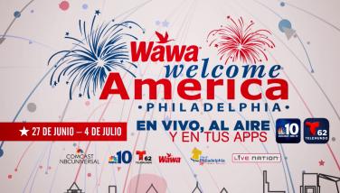 WAWA WELCOME AMERICA