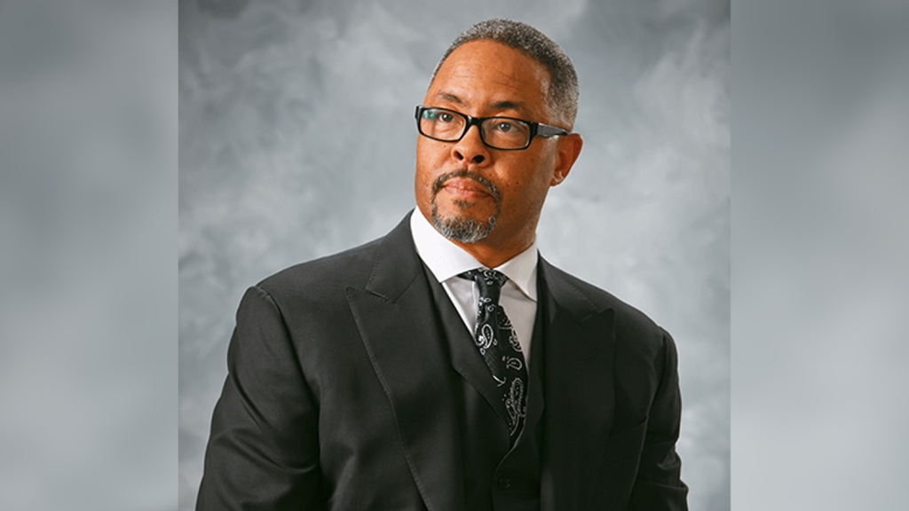 Rev. Alyn Waller is the pastor of Enon Tabernacle Church in Philadelphia.