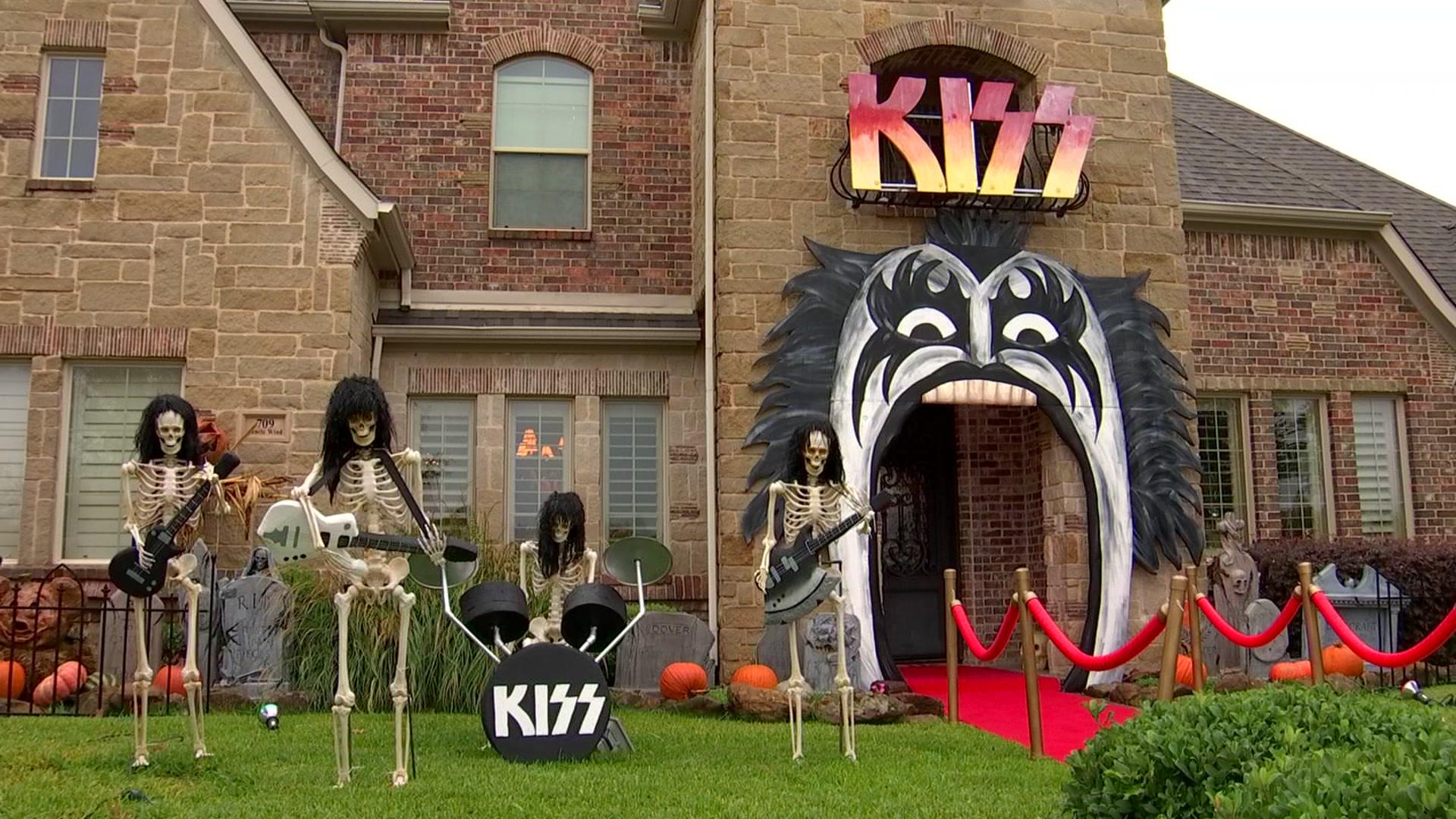 Halloween 2020 Keller Texas An Epic Halloween House in Keller Turns Heads Every Year – NBC 5