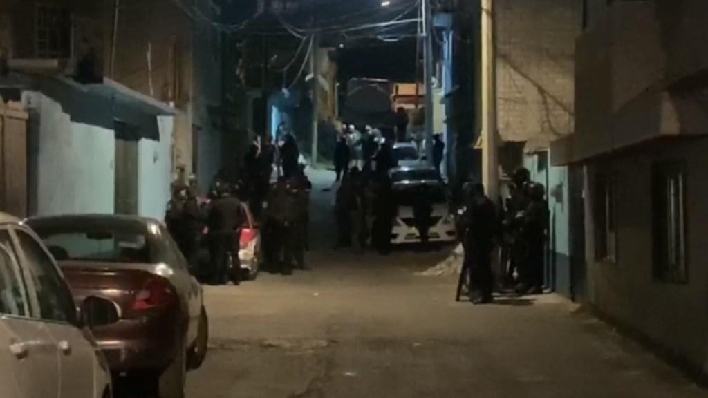 Operativo policial por caso Fátima