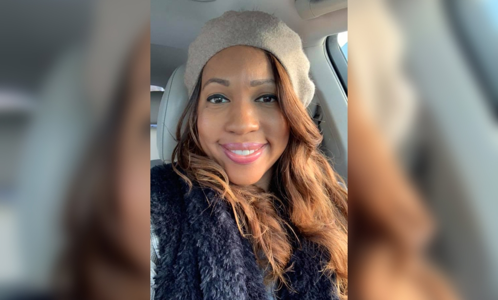 Kaliah Greene started a mommy meetup for friends to help them cope with COVID-19. The educator and mother of two says she's worried about what her Central Islip community and nearby Brentwood will look like after the virus goes away. She fears it may take decades for families and businesses to become stable again.