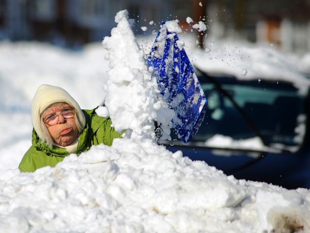 PHILADELPHIA winter weather