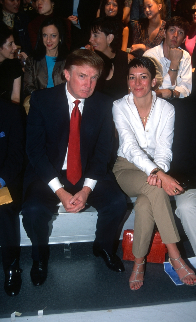 Trump Says of Ghislaine Maxwell, 'I Wish Her Well' – NBC Chicago
