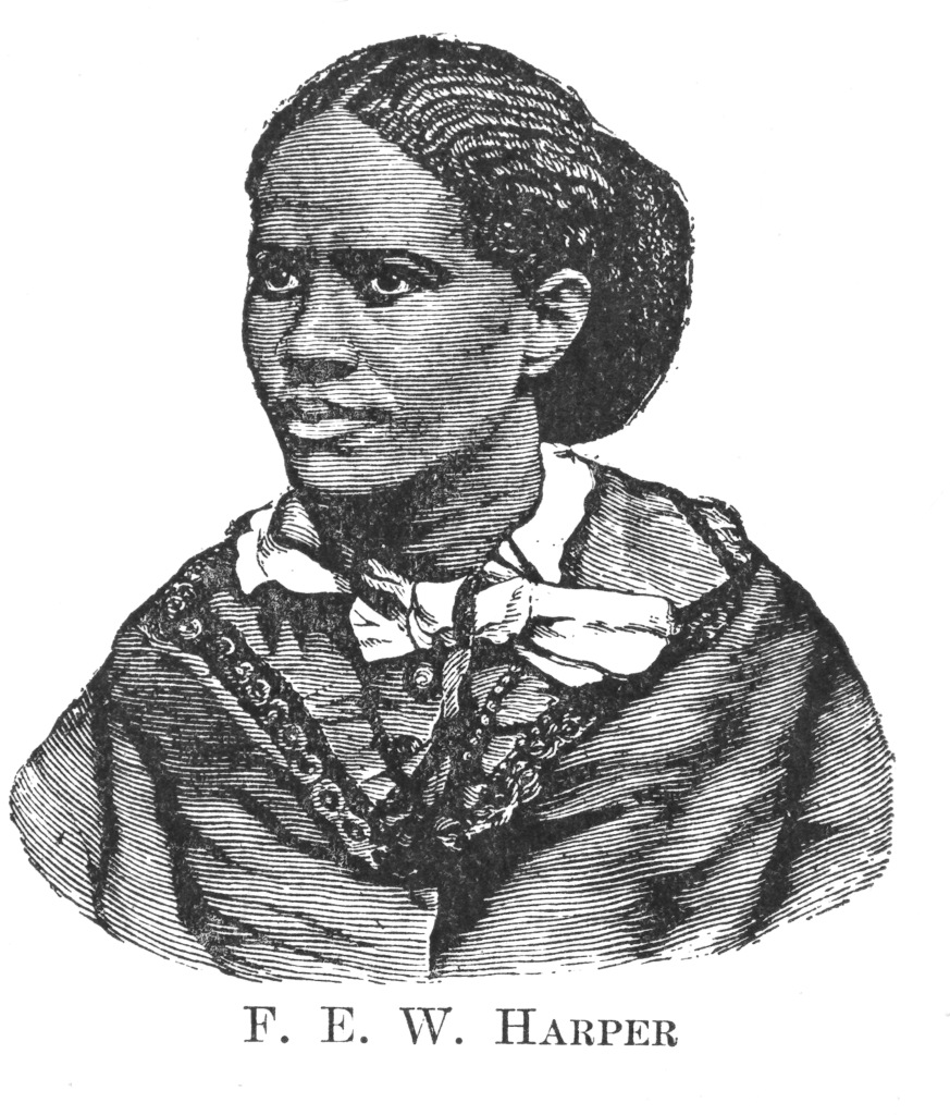 Portrait Of Frances Ellen Watkins Harper