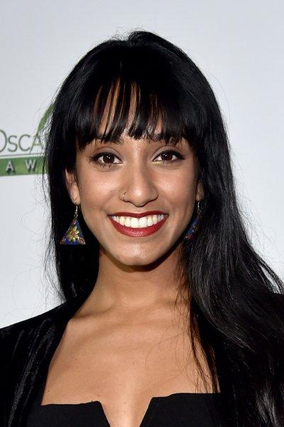 Shalini Bathina attends the Oscar Wilde Awards 2020 at Bad Robot on February 06, 2020 in Santa Monica, California.