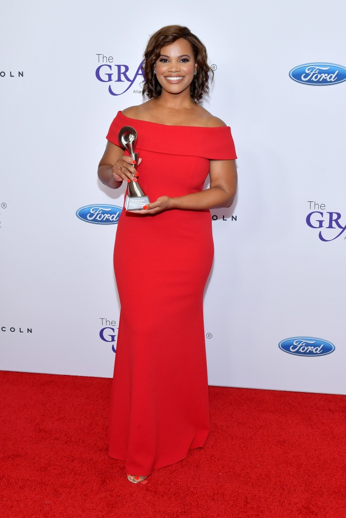 The Alliance For Women In Media Foundation's 44th Annual Gracie Awards - Arrivals