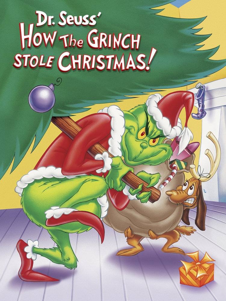 """How the Grinch Stole Christmas."""