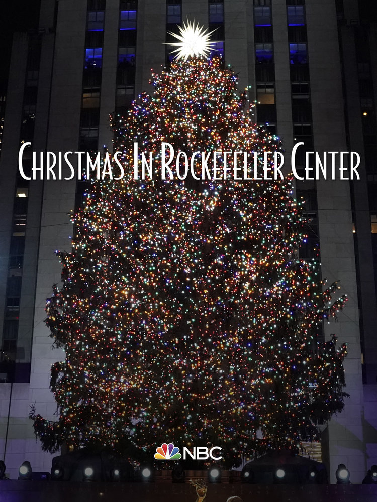 """Christmas in Rockefeller Center."""