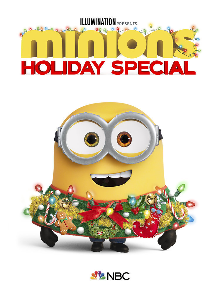 """Illumination Presents Minions Holiday Special."""