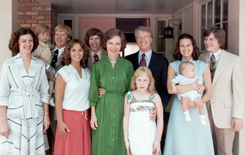President Carter and Family