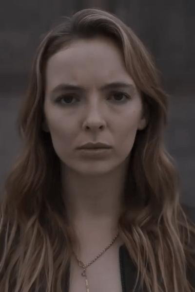 "Jodie Comer in ""Killing Eve"""