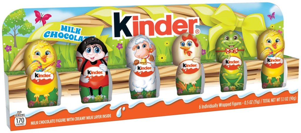 Kinder Mini Hollow Figures.