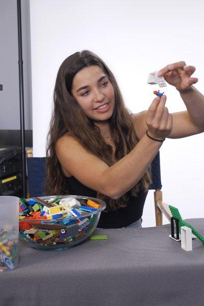 Brooke Roboutu Legos