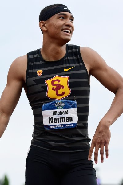Michael Norman at USC