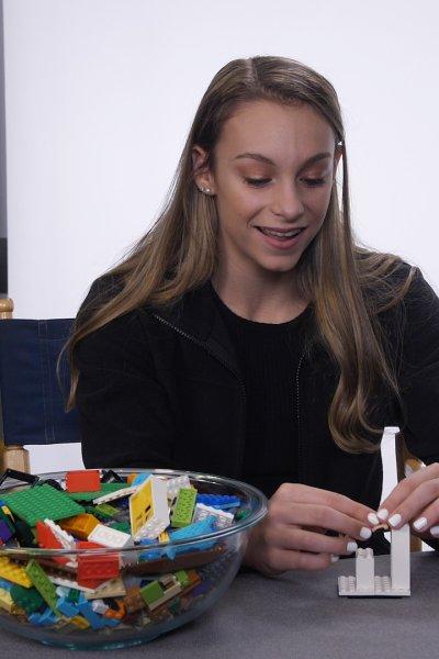 Grace McCallum Lego
