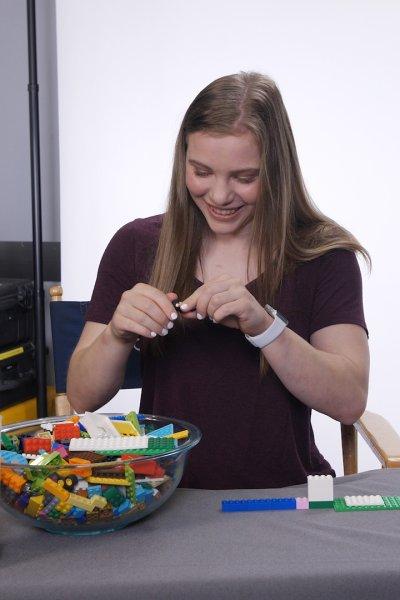 Jade Carey Lego