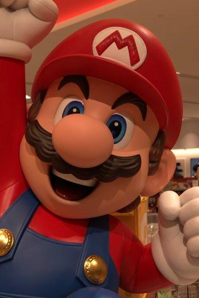 Nintendo Store in Tokyo