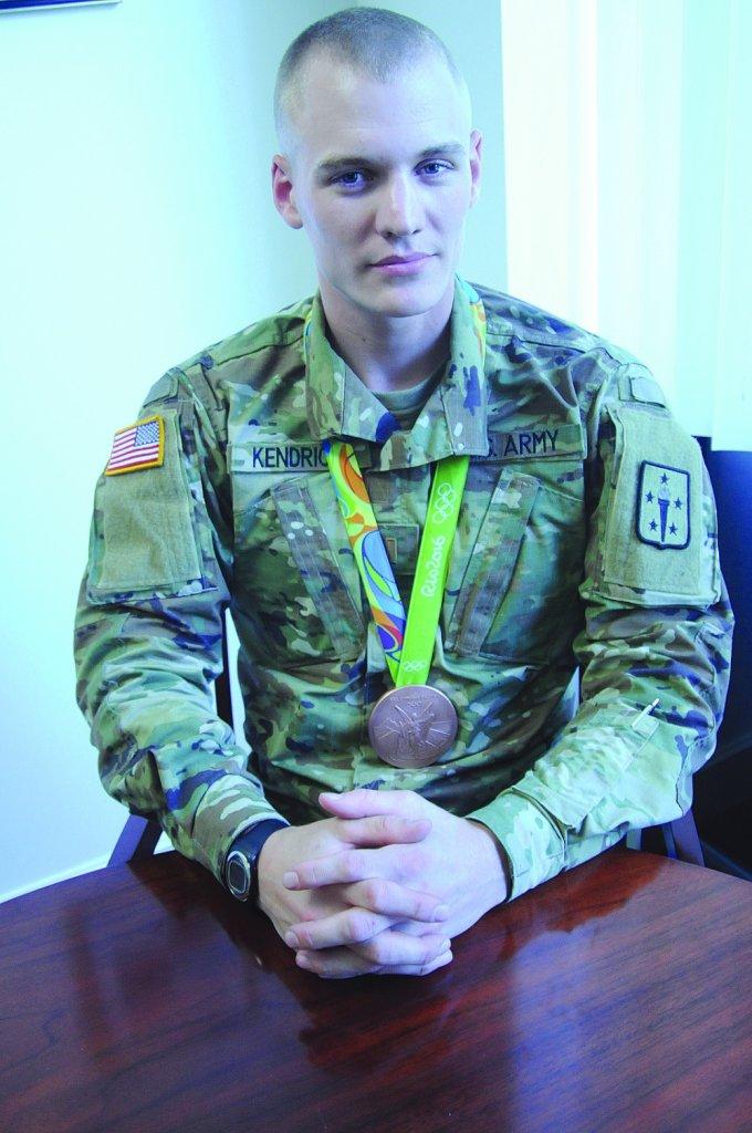 Lieutenant Sam Kendricks