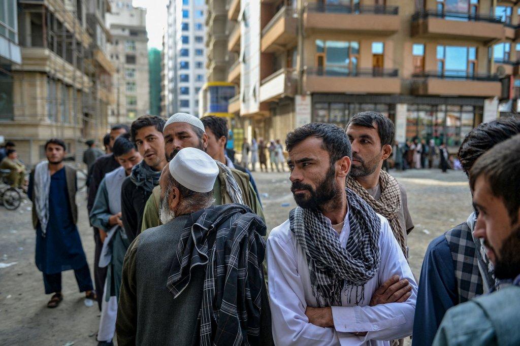 Afghans Kabul