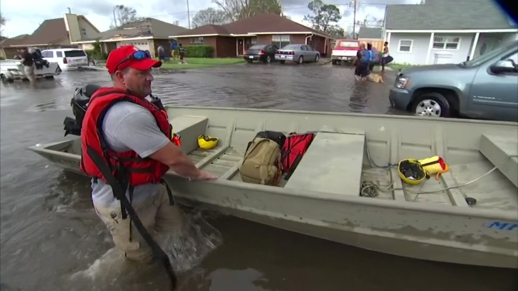 Power is still the biggest problem after Hurricane Ida made landfall in Louisiana over the weekend. Rescues also happened late into the afternoon in some of the hardest hit areas. Scott Gordon and Meredith Yeomans report.