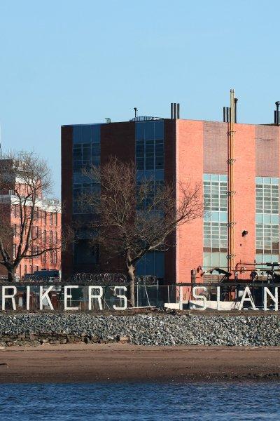 Rikers Island facility